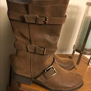 Sonoma Suede Upper Boots size 9.5